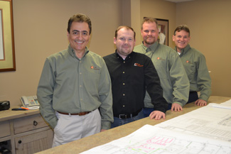 Colt insulation's Estimating Team